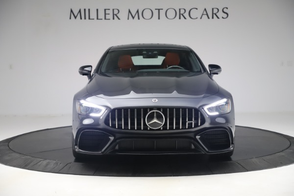 Used 2019 Mercedes-Benz AMG GT 63 S for sale Sold at Bugatti of Greenwich in Greenwich CT 06830 12