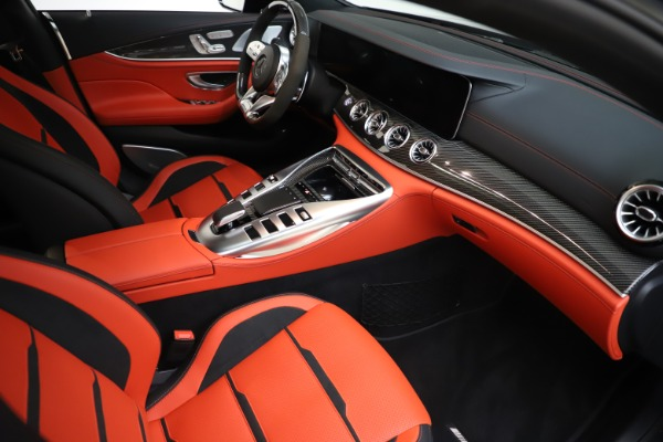 Used 2019 Mercedes-Benz AMG GT 63 S for sale Sold at Bugatti of Greenwich in Greenwich CT 06830 19