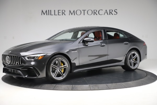 Used 2019 Mercedes-Benz AMG GT 63 S for sale Sold at Bugatti of Greenwich in Greenwich CT 06830 2