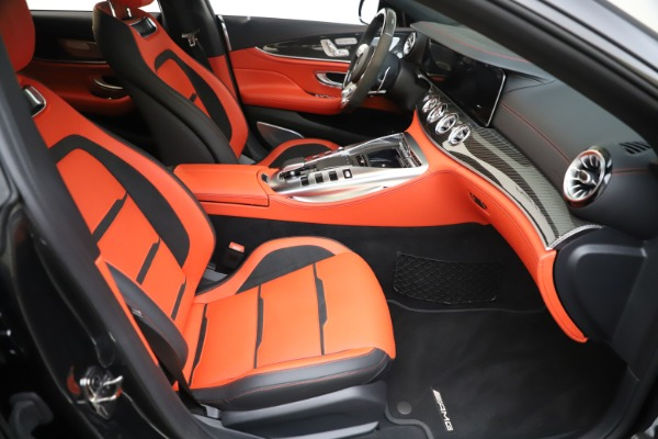 Used 2019 Mercedes-Benz AMG GT 63 S for sale Sold at Bugatti of Greenwich in Greenwich CT 06830 20