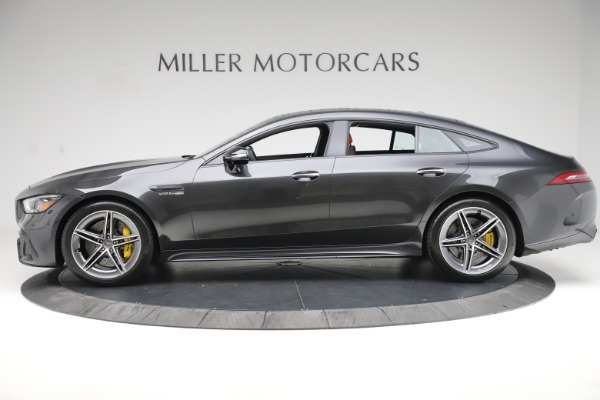 Used 2019 Mercedes-Benz AMG GT 63 S for sale Sold at Bugatti of Greenwich in Greenwich CT 06830 3