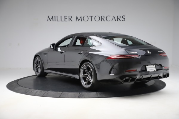 Used 2019 Mercedes-Benz AMG GT 63 S for sale Sold at Bugatti of Greenwich in Greenwich CT 06830 5