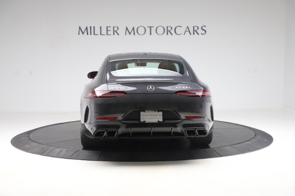 Used 2019 Mercedes-Benz AMG GT 63 S for sale Sold at Bugatti of Greenwich in Greenwich CT 06830 6