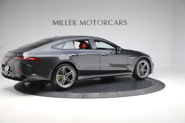Used 2019 Mercedes-Benz AMG GT 63 S for sale Sold at Bugatti of Greenwich in Greenwich CT 06830 8