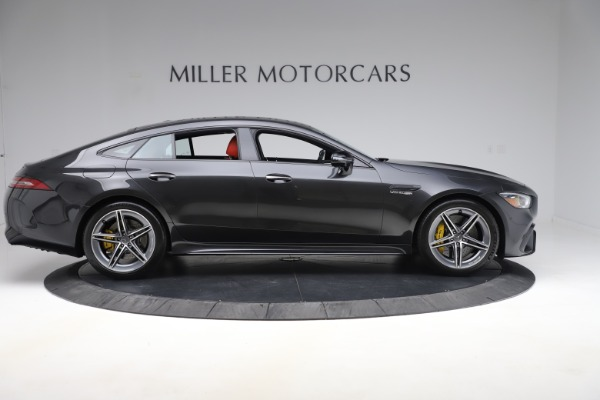 Used 2019 Mercedes-Benz AMG GT 63 S for sale Sold at Bugatti of Greenwich in Greenwich CT 06830 9
