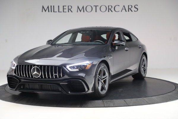 Used 2019 Mercedes-Benz AMG GT 63 S for sale Sold at Bugatti of Greenwich in Greenwich CT 06830 1