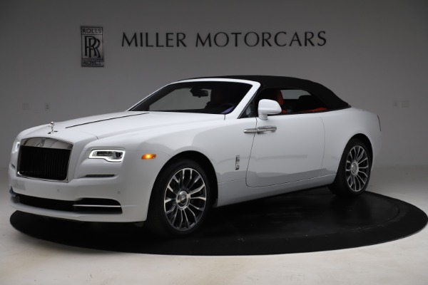 Used 2020 Rolls-Royce Dawn for sale $359,900 at Bugatti of Greenwich in Greenwich CT 06830 15