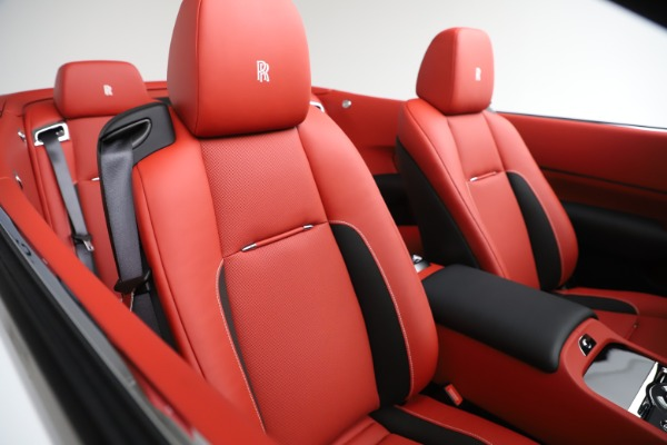 Used 2020 Rolls-Royce Dawn for sale $359,900 at Bugatti of Greenwich in Greenwich CT 06830 27