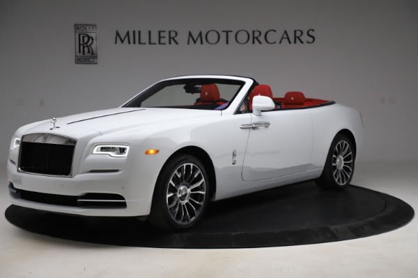 Used 2020 Rolls-Royce Dawn for sale $359,900 at Bugatti of Greenwich in Greenwich CT 06830 3