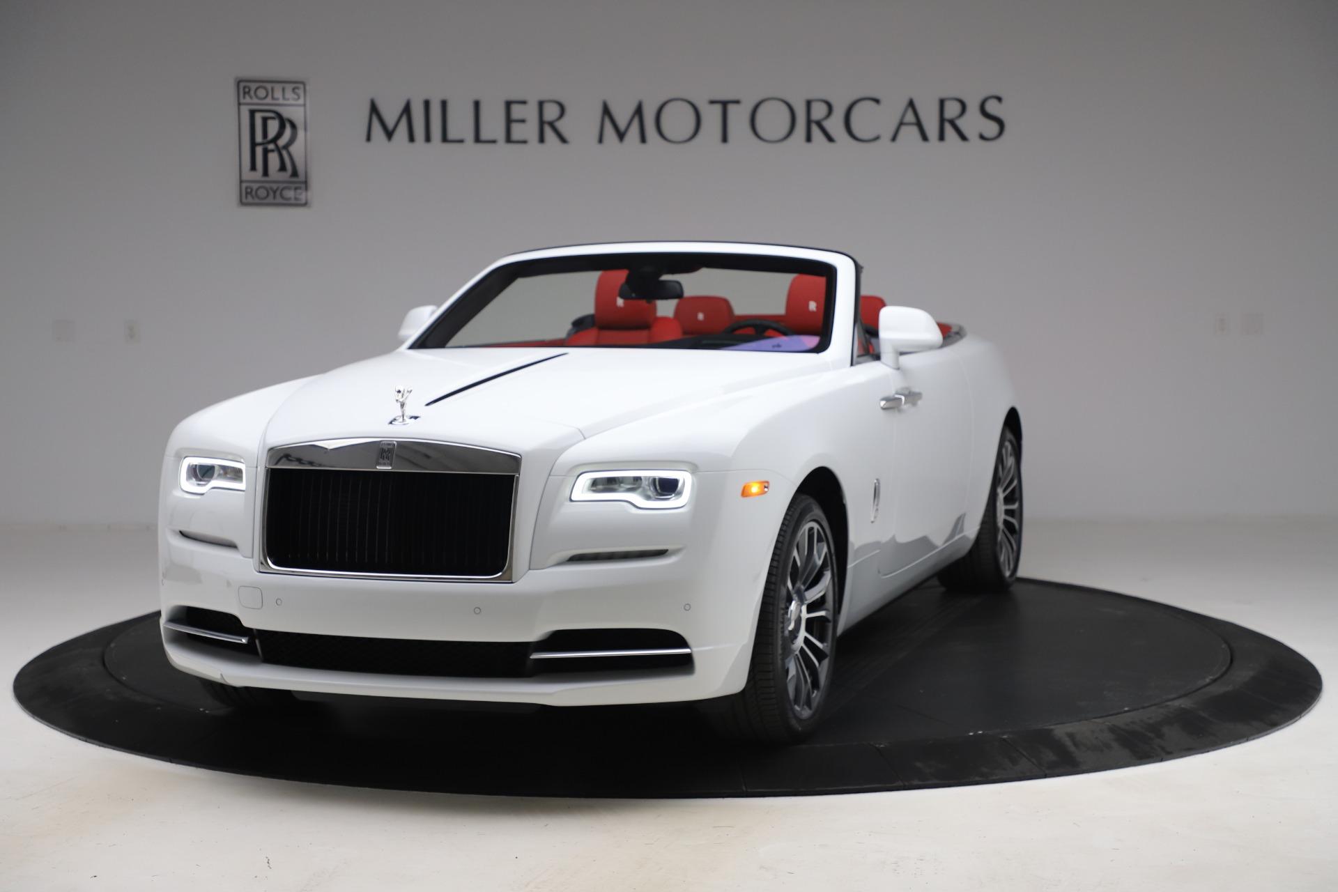New 2020 Rolls-Royce Dawn for sale Sold at Bugatti of Greenwich in Greenwich CT 06830 1