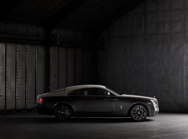 New 2020 Rolls-Royce Wraith Eagle for sale Sold at Bugatti of Greenwich in Greenwich CT 06830 3