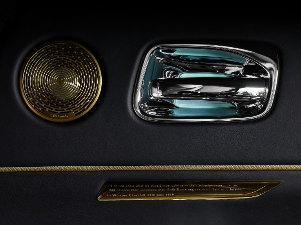 New 2020 Rolls-Royce Wraith Eagle for sale Sold at Bugatti of Greenwich in Greenwich CT 06830 5