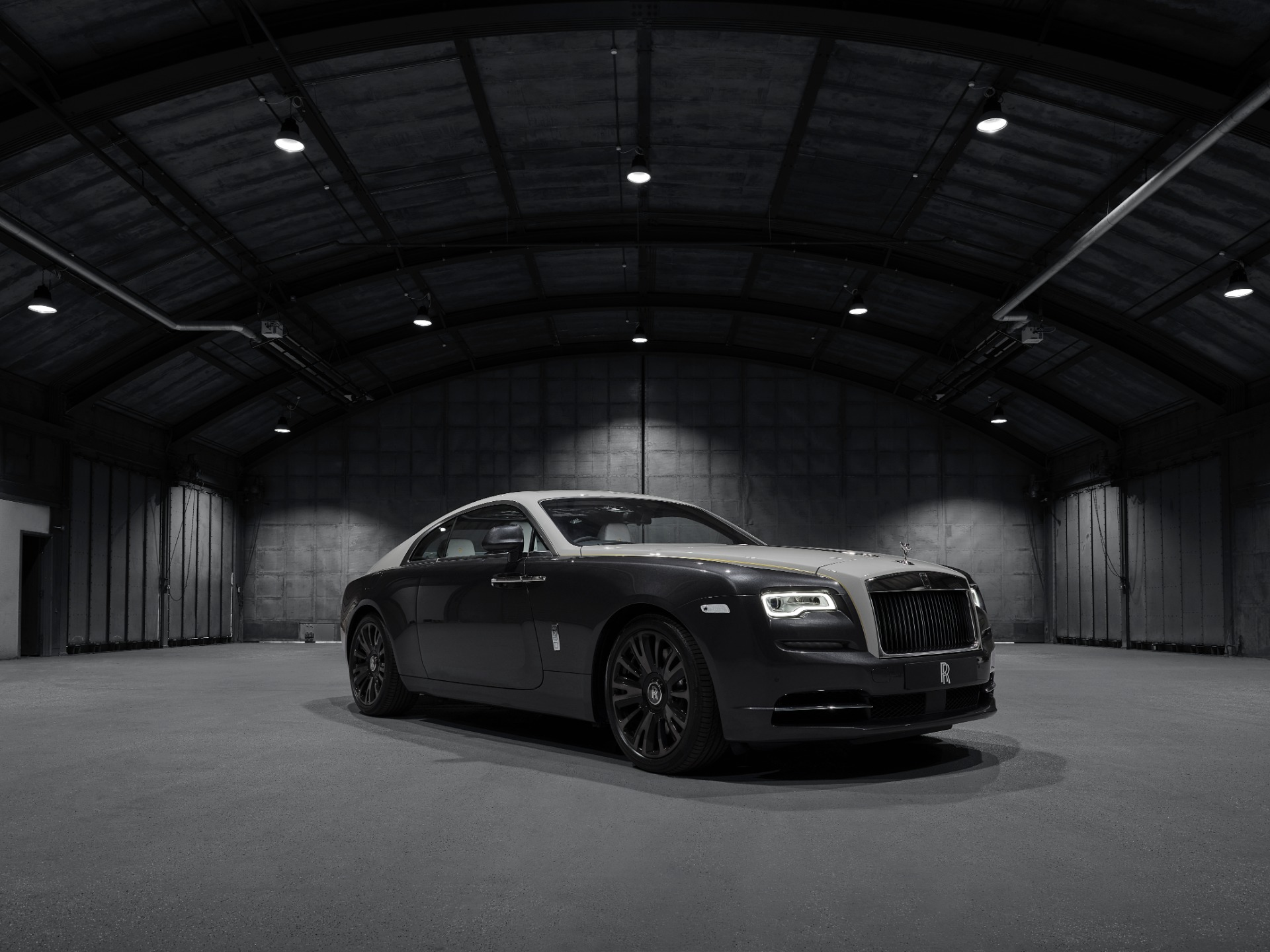 New 2020 Rolls-Royce Wraith Eagle for sale Sold at Bugatti of Greenwich in Greenwich CT 06830 1
