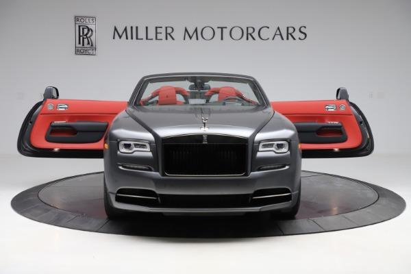 New 2020 Rolls-Royce Dawn Black Badge for sale $477,975 at Bugatti of Greenwich in Greenwich CT 06830 14