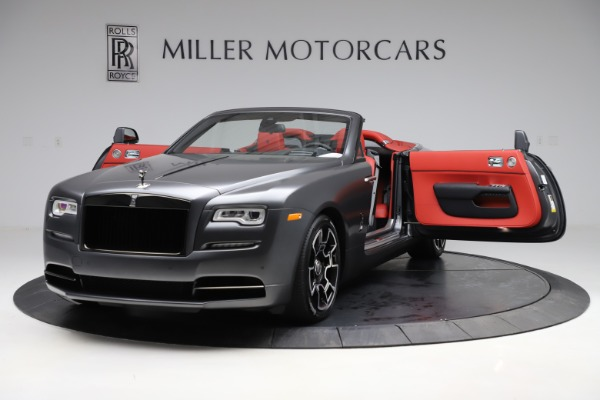 New 2020 Rolls-Royce Dawn Black Badge for sale $477,975 at Bugatti of Greenwich in Greenwich CT 06830 15