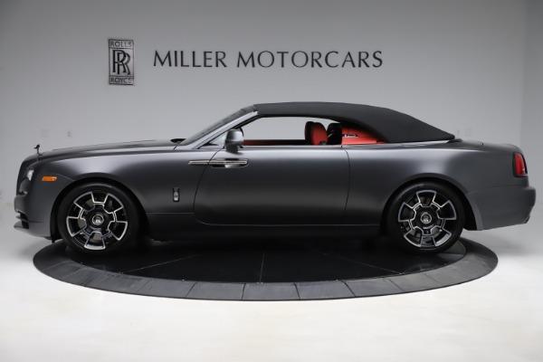 New 2020 Rolls-Royce Dawn Black Badge for sale $477,975 at Bugatti of Greenwich in Greenwich CT 06830 17