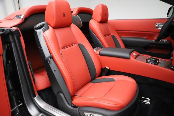 New 2020 Rolls-Royce Dawn Black Badge for sale $477,975 at Bugatti of Greenwich in Greenwich CT 06830 23