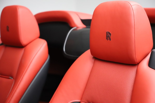 New 2020 Rolls-Royce Dawn Black Badge for sale $477,975 at Bugatti of Greenwich in Greenwich CT 06830 24