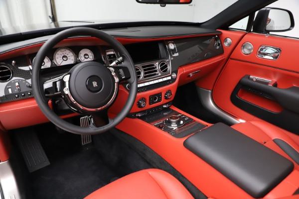 New 2020 Rolls-Royce Dawn Black Badge for sale $477,975 at Bugatti of Greenwich in Greenwich CT 06830 25
