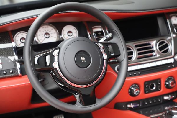 New 2020 Rolls-Royce Dawn Black Badge for sale $477,975 at Bugatti of Greenwich in Greenwich CT 06830 26