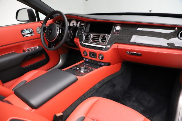 New 2020 Rolls-Royce Dawn Black Badge for sale $477,975 at Bugatti of Greenwich in Greenwich CT 06830 28