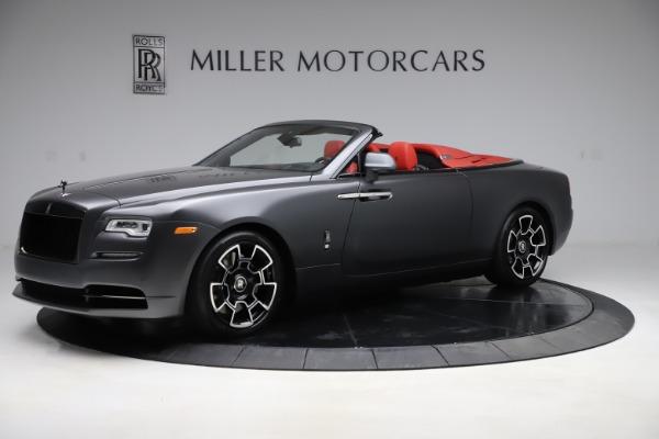 New 2020 Rolls-Royce Dawn Black Badge for sale $477,975 at Bugatti of Greenwich in Greenwich CT 06830 3