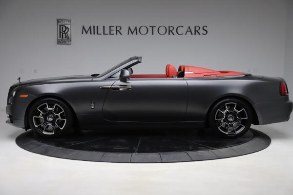 New 2020 Rolls-Royce Dawn Black Badge for sale $477,975 at Bugatti of Greenwich in Greenwich CT 06830 4