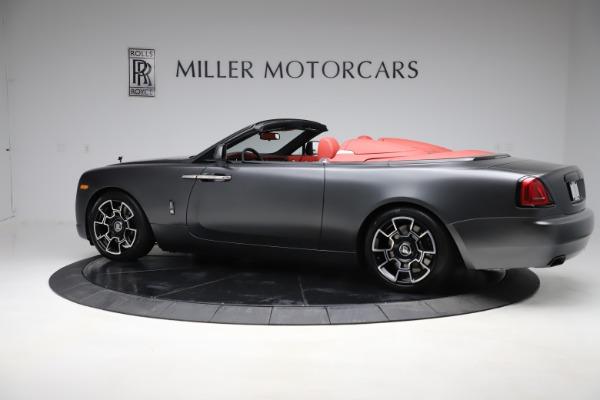 New 2020 Rolls-Royce Dawn Black Badge for sale $477,975 at Bugatti of Greenwich in Greenwich CT 06830 5