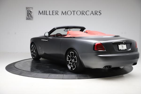 New 2020 Rolls-Royce Dawn Black Badge for sale $477,975 at Bugatti of Greenwich in Greenwich CT 06830 6