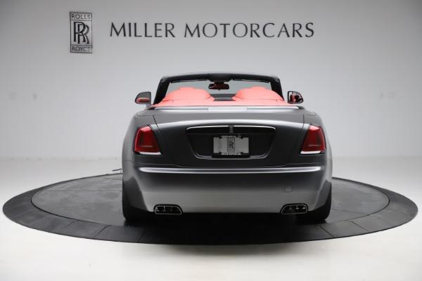 New 2020 Rolls-Royce Dawn Black Badge for sale $477,975 at Bugatti of Greenwich in Greenwich CT 06830 7