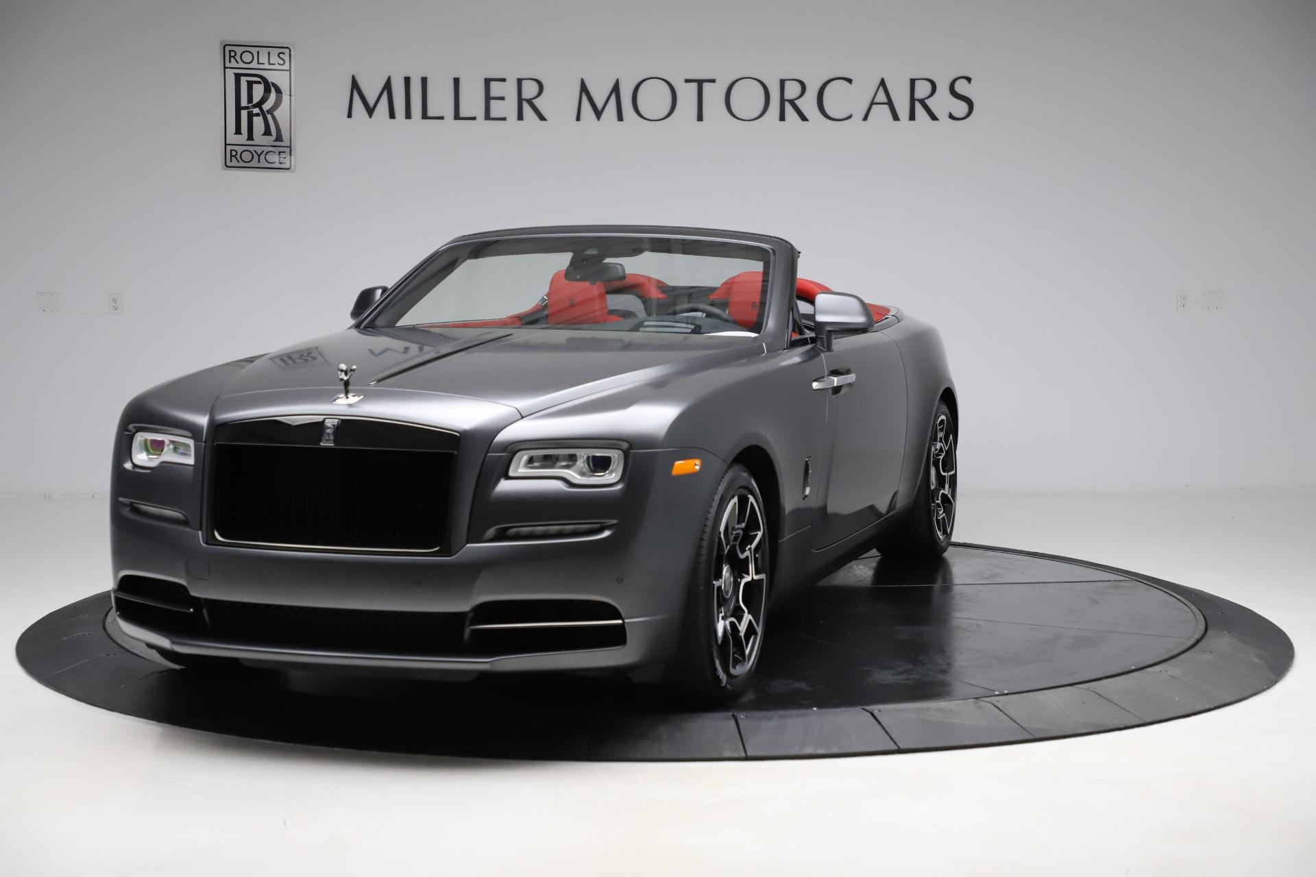 New 2020 Rolls-Royce Dawn Black Badge for sale $477,975 at Bugatti of Greenwich in Greenwich CT 06830 1