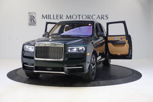 New 2020 Rolls-Royce Cullinan for sale $348,975 at Bugatti of Greenwich in Greenwich CT 06830 10