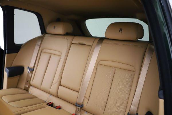 New 2020 Rolls-Royce Cullinan for sale $348,975 at Bugatti of Greenwich in Greenwich CT 06830 13