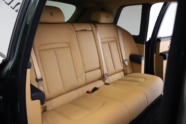 New 2020 Rolls-Royce Cullinan for sale $348,975 at Bugatti of Greenwich in Greenwich CT 06830 14