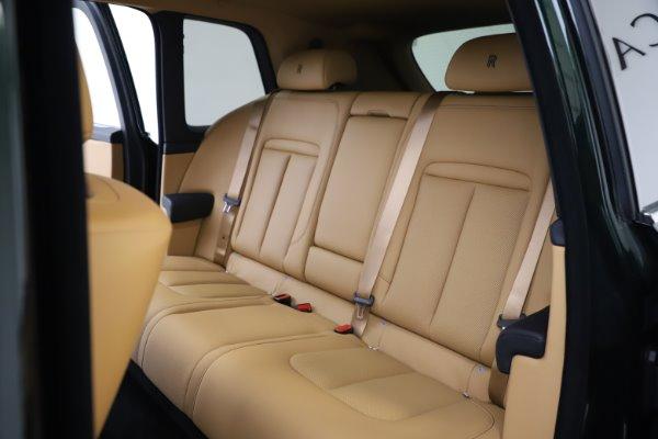 New 2020 Rolls-Royce Cullinan for sale $348,975 at Bugatti of Greenwich in Greenwich CT 06830 21