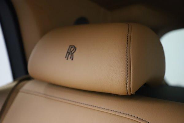 New 2020 Rolls-Royce Cullinan for sale $348,975 at Bugatti of Greenwich in Greenwich CT 06830 23