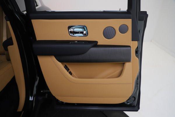 New 2020 Rolls-Royce Cullinan for sale $348,975 at Bugatti of Greenwich in Greenwich CT 06830 26