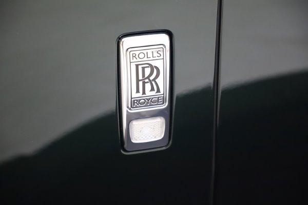 New 2020 Rolls-Royce Cullinan for sale $348,975 at Bugatti of Greenwich in Greenwich CT 06830 27