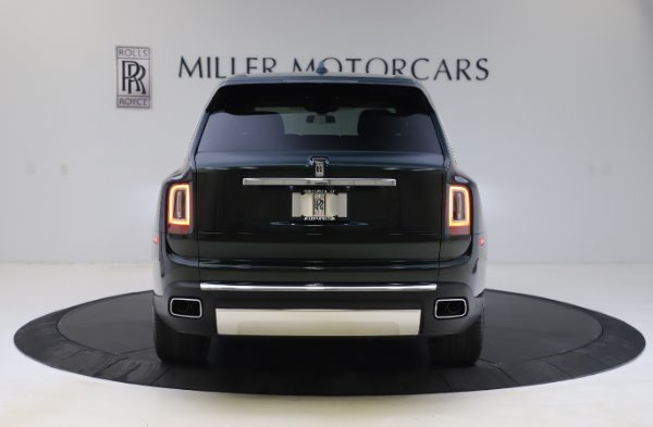 New 2020 Rolls-Royce Cullinan for sale $348,975 at Bugatti of Greenwich in Greenwich CT 06830 5