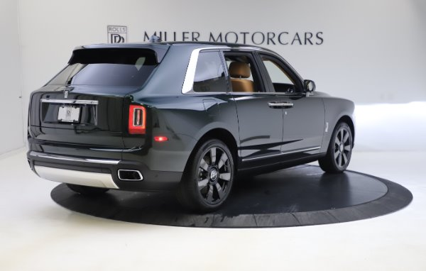 New 2020 Rolls-Royce Cullinan for sale $348,975 at Bugatti of Greenwich in Greenwich CT 06830 6