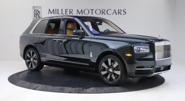 New 2020 Rolls-Royce Cullinan for sale $348,975 at Bugatti of Greenwich in Greenwich CT 06830 8