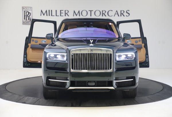 New 2020 Rolls-Royce Cullinan for sale $348,975 at Bugatti of Greenwich in Greenwich CT 06830 9