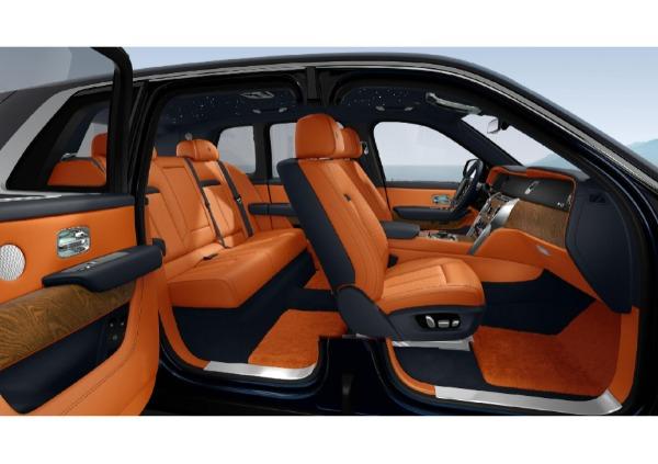 New 2020 Rolls-Royce Cullinan for sale Sold at Bugatti of Greenwich in Greenwich CT 06830 7
