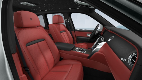 New 2020 Rolls-Royce Cullinan for sale Sold at Bugatti of Greenwich in Greenwich CT 06830 10