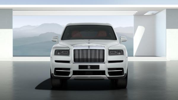 New 2020 Rolls-Royce Cullinan for sale Sold at Bugatti of Greenwich in Greenwich CT 06830 3