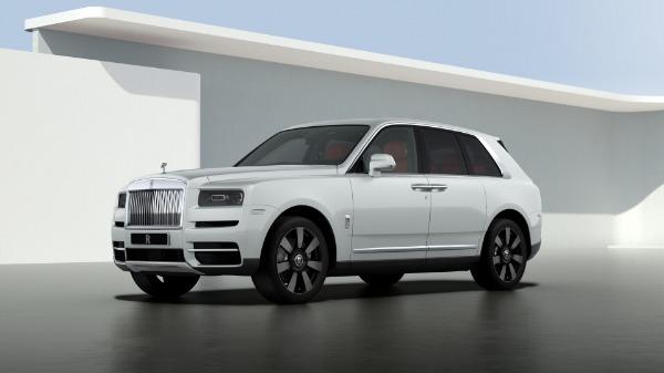 New 2020 Rolls-Royce Cullinan for sale Sold at Bugatti of Greenwich in Greenwich CT 06830 1