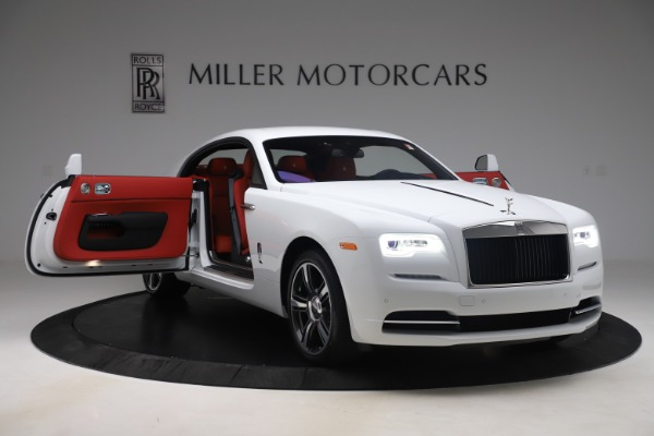 New 2020 Rolls-Royce Wraith for sale $392,325 at Bugatti of Greenwich in Greenwich CT 06830 10
