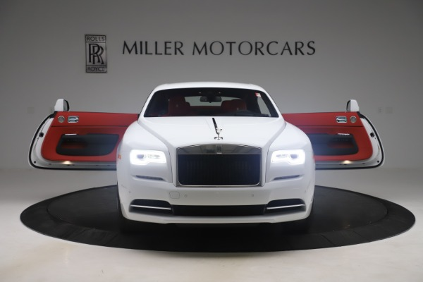 New 2020 Rolls-Royce Wraith for sale $392,325 at Bugatti of Greenwich in Greenwich CT 06830 11