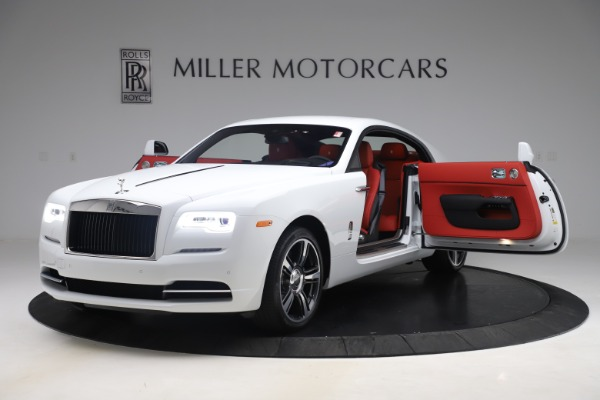 New 2020 Rolls-Royce Wraith for sale $392,325 at Bugatti of Greenwich in Greenwich CT 06830 12