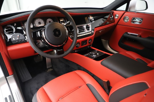 New 2020 Rolls-Royce Wraith for sale $392,325 at Bugatti of Greenwich in Greenwich CT 06830 17